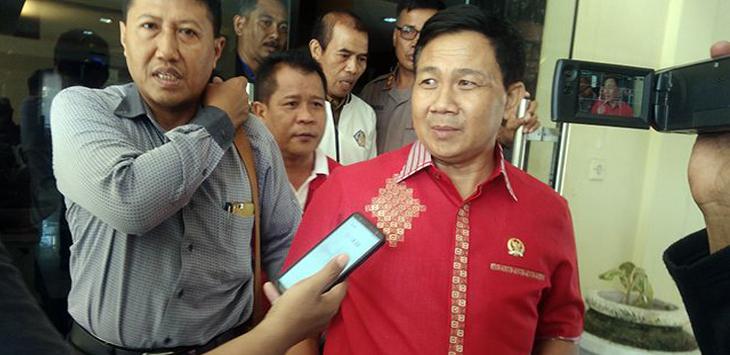 I Kadek Diana, Ketua Fraksi PDIP DPRD Bali