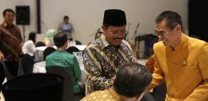 Persatuan Umat Budha Indonesia (Permabudhi) menggelar buka puasa bersama