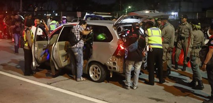 Polisi Lakukan Sweeping Massa People Power 22 Mei yang Mau ke Jakarta dari Surabaya
