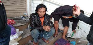 Sugeng pelaku mutilasi di Malang Jawa Timur ditangkap