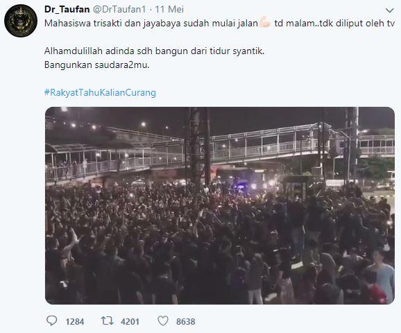 Dokter Spesialis Penyebar Hoax Jokowi Sebar Hoax Lagi Ternyata Caleg Gerindra?