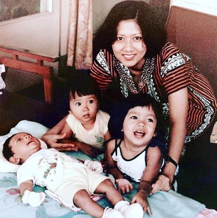 Foto cantik Ani Yudhoyono saat masih muda