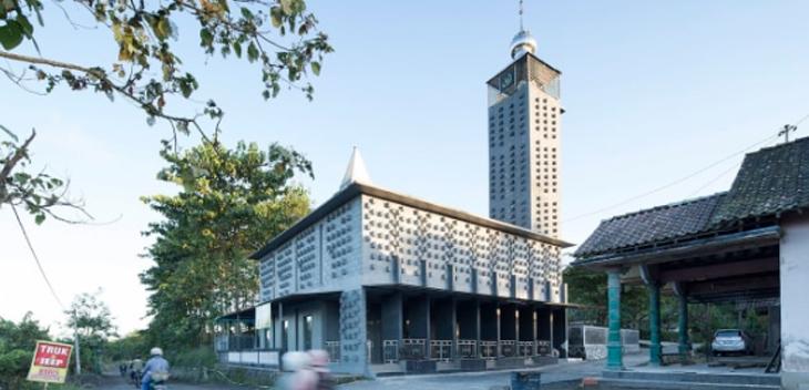 Masjid Merapi Ridwan Kamil