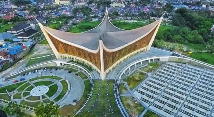 Masjid Raya Sumbar Ridwan Kamil