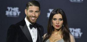 Sergio Ramos dan Pilar Rubio.