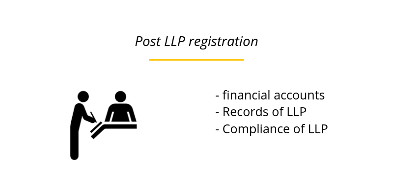 Post LLP registration