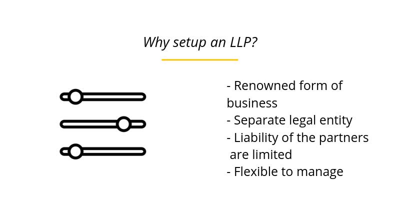 Why setup an LLP?