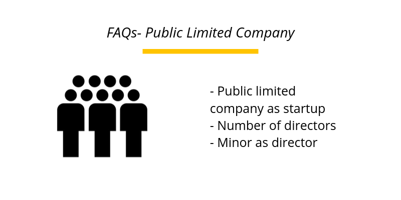 FAQs- Public Limited Company