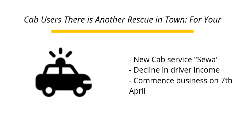 Cab Users There is Another Rescue in Town: For Your