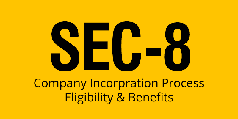 What is Section 8 Company?