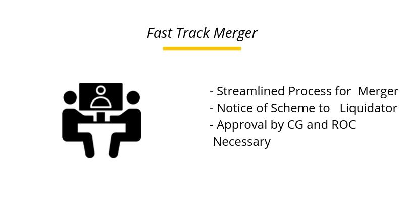 Fast Track Merger