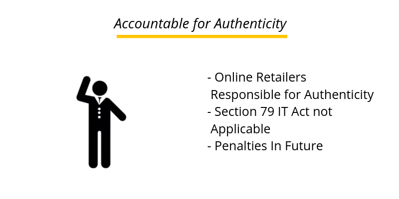 Retail Websites Accountable for Authenticity of Products They Sell