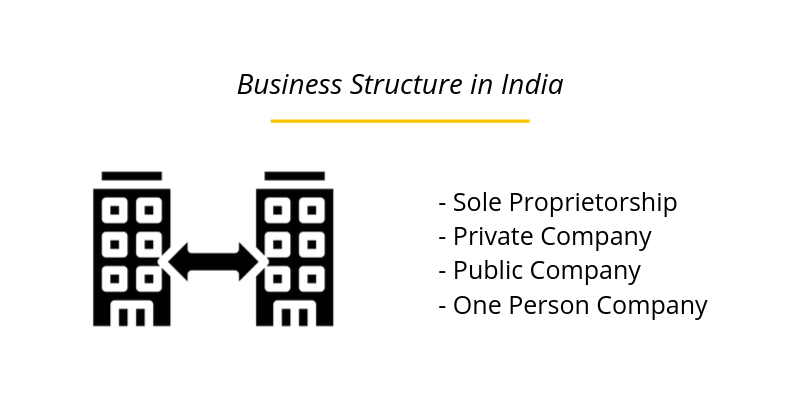 Business Structure in India