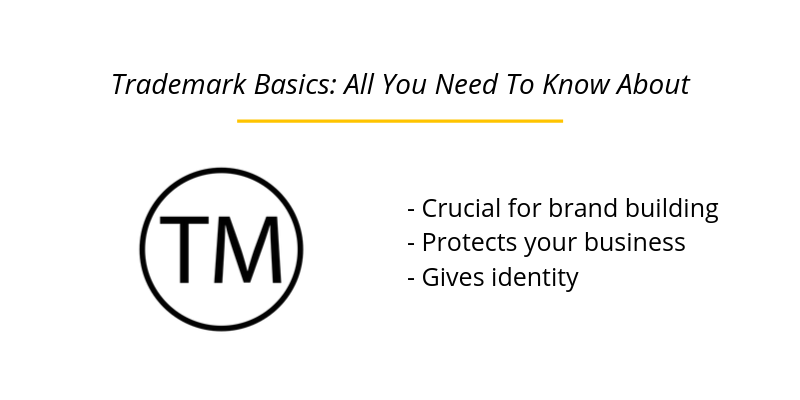 Trademark Basics: All You Need To Know About