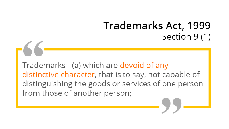 Trademarks Act 1999