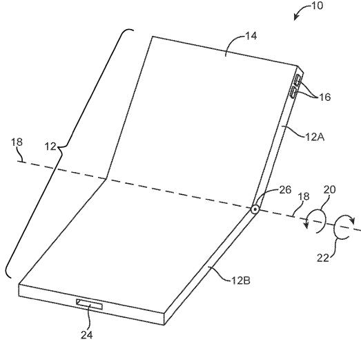 Apple Foldable Design