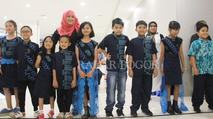 Baju Batik Untuk Anak Desain Sesuai Kesukaan Buah Hati Radar