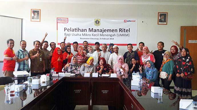 UMKM Belajar Manajemen Ritel | RADAR BOGOR | Berita Bogor ...