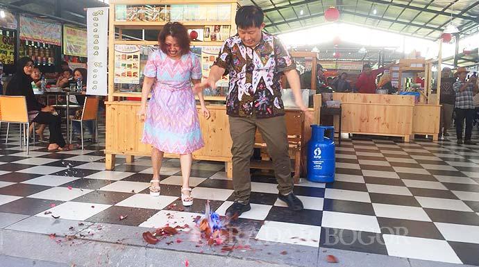 Mengunjungi Pasar Bersih Sentul City Sajikan Kuliner Khas Bogor