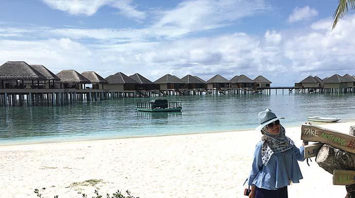 Pengalaman Wisata ala Backpacker ke Maladewa | RADAR BOGOR | Berita on