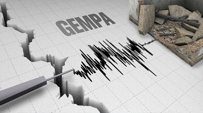 Habis Zuhur, Gempa Magnitudo 6,4 Guncang Aceh