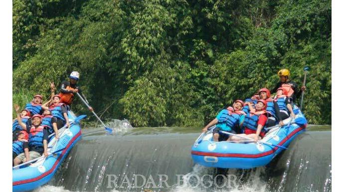 Picu Adrenalin Di Crv Radar Bogor Berita Bogor Terpercaya