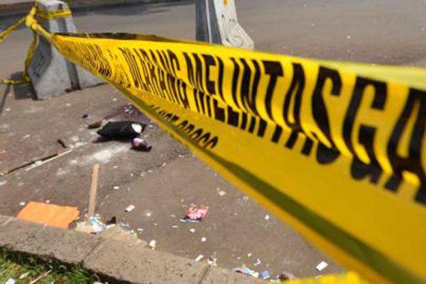 Ilustrasi kecelakaan