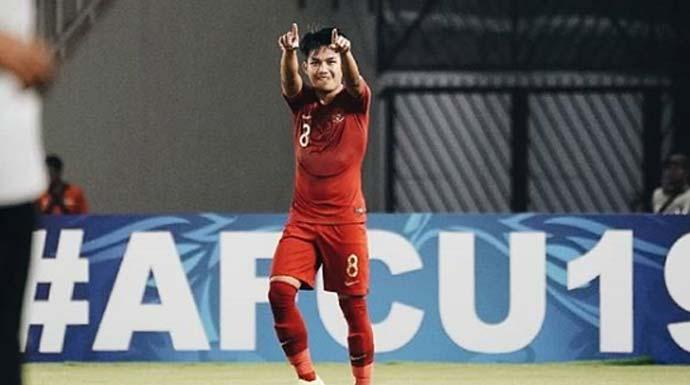 Witan Sulaeman Resmi Bermain di Kompetisi Liga Serbia