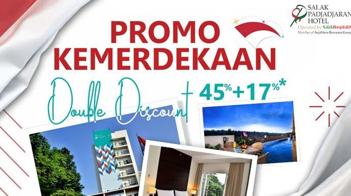 Double Diskon Di Promo Kemerdekaan Salak Padjadjaran Hotel Bogor Radar Bogor Berita Bogor Terpercaya