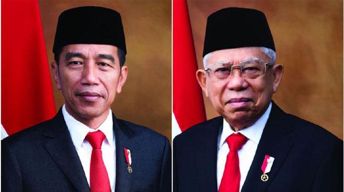 Jokowi-Ma'ruf-Amin