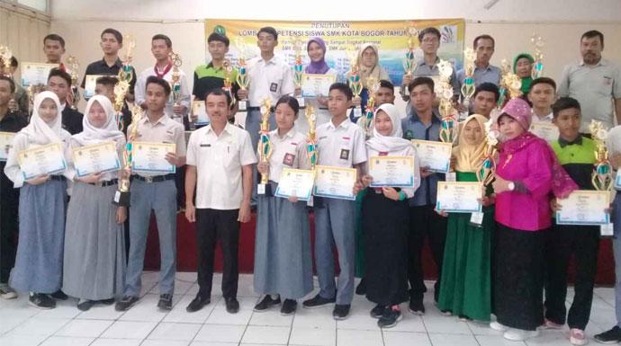 LKS SMK Tingkat Kota Bogor