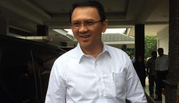 Basuki Tjahaja Purnama alias Ahok