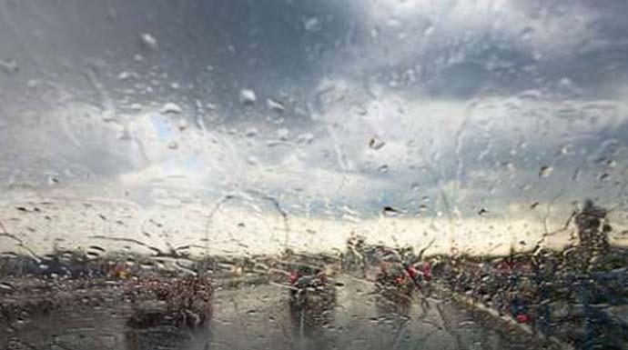 Hujan ringan