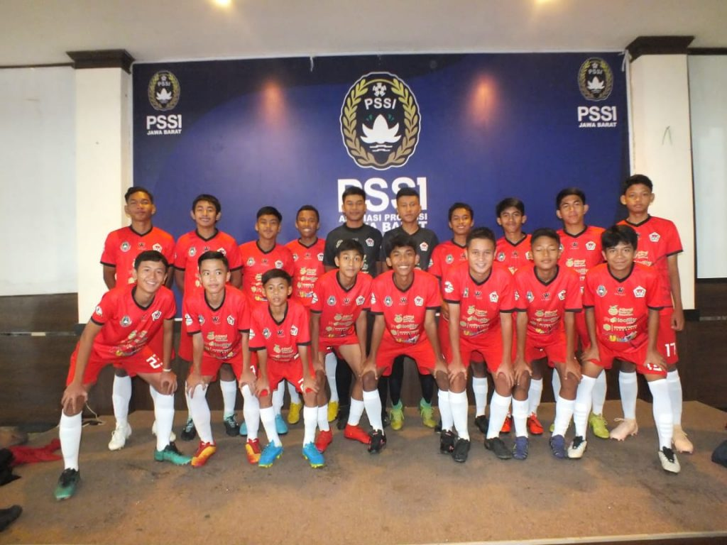 Mutiara 97 Lolos ke Putaran Kedua Piala Soeratin U-15 Jawa Barat