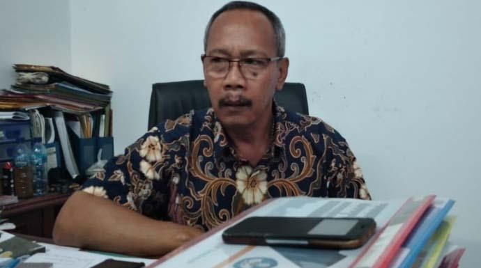 Kepala SMKN 2 Bogor, Joko Mustiko