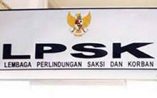 Ilustrasi logo LPSK