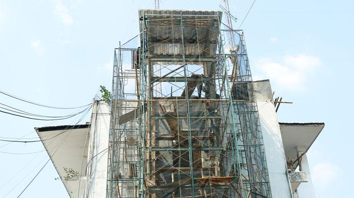 Lift-Setda-Kota-Bogor