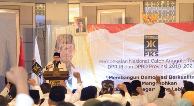 ILUSTRASI: PKS menyelesaikan Rapat Koordinasi Nasional (Rakornas) 2019