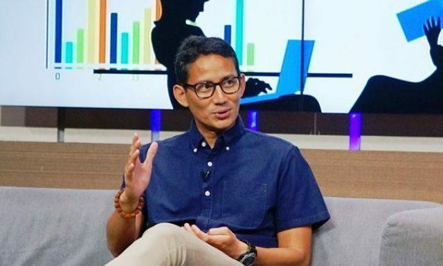 Wakil Ketua Dewan Pembina DPP Gerindra Sandiaga Uno memberi respons positif terkait kabar Ahok yang bakal duduk sebagai salah satu bos di perusahaan BUMN.