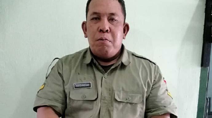 Dedi Syahputra (47) warga Jalan Pasar VII, Desa Sampali, Kecamatan Percut Sei Tuan, Kabupaten Deli Serdang, Sumut. (ANTARA/HO)