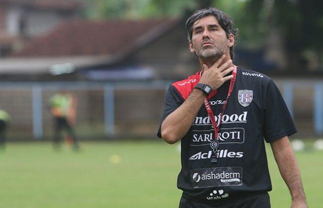 Pelatih Bali United, Stefano Teco Cugurra