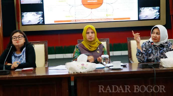 Predikat Kota Layak Anak jadi Target, Pemkot Bogor Sasar Kelurahan. (Nelvi/Radar Bogor)