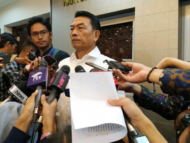 Kepala Kantor Staf Presidenan (KSP), Moeldoko mengatakan, posisi Wakil Panglima TNI dinilai dibutuhkan dalam menopang kinerja Panglima TNI