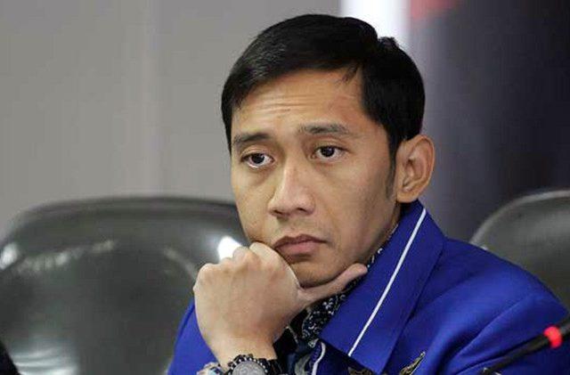 Anggota Komisi VI DPR RI Edhie Baskoro Yudhoyono (Ibas)