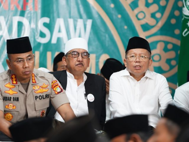 Anggota Komisi III DPR RI, Arsul Sani (paling kanan) menilai, calon Kabareskrim Polri harus mempunyai perjalanan karir di bidang reserse.