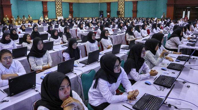 Jelang Tes CPNS, Ini Imbauan BKPSDM Kota Bogor untuk Para Peserta