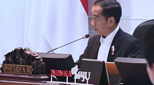 Puluhan Kapal Tiongkok Masuk Perairan Indonesia, Begini Tanggapan Jokowi