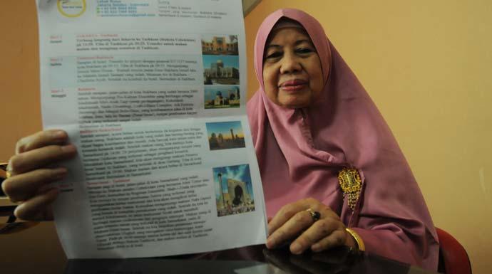 Amira Tours & Travel Ajak Peziarah Kenali Sejarah Islam di Uzbekistan