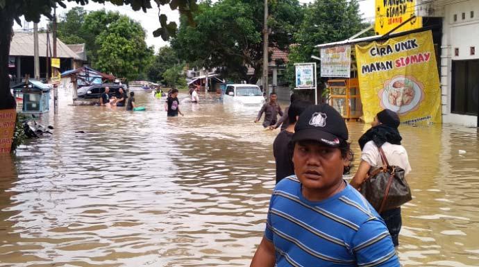 Banjir Desa Bojongkulur