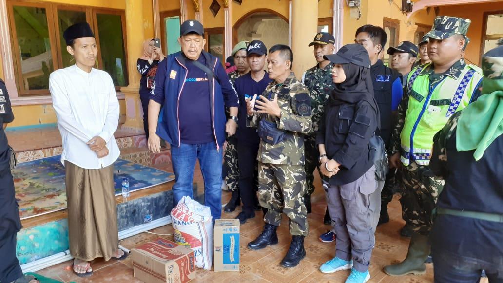 Perumda Tirta Pakuan Kota Bogor Kembali Salurkan Bantuan Kepada Korban Banjir